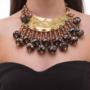 Black Yandjou Necklace