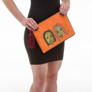 Anago clutch bag: Friends