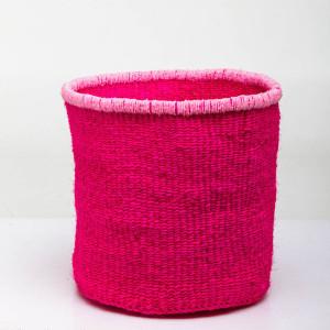 Pink Mykono storage basket