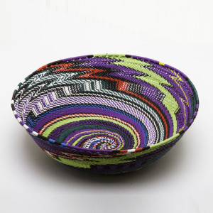 Large telephone wire basket