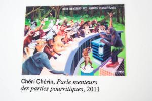 2011 Painting by Chéri Chérin