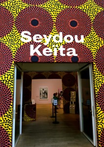 Seydou Keita Paris exhibition