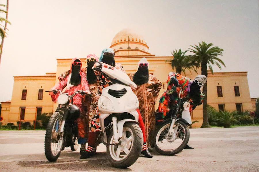 Kesh Angels, Hassan Hajjaj, 2010