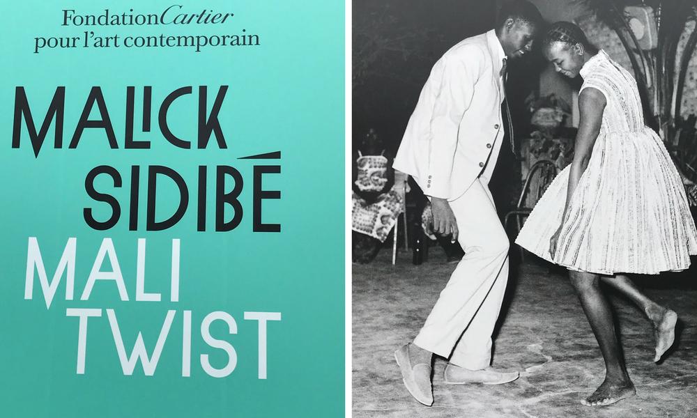 Mali Twist, Malick Sidibé