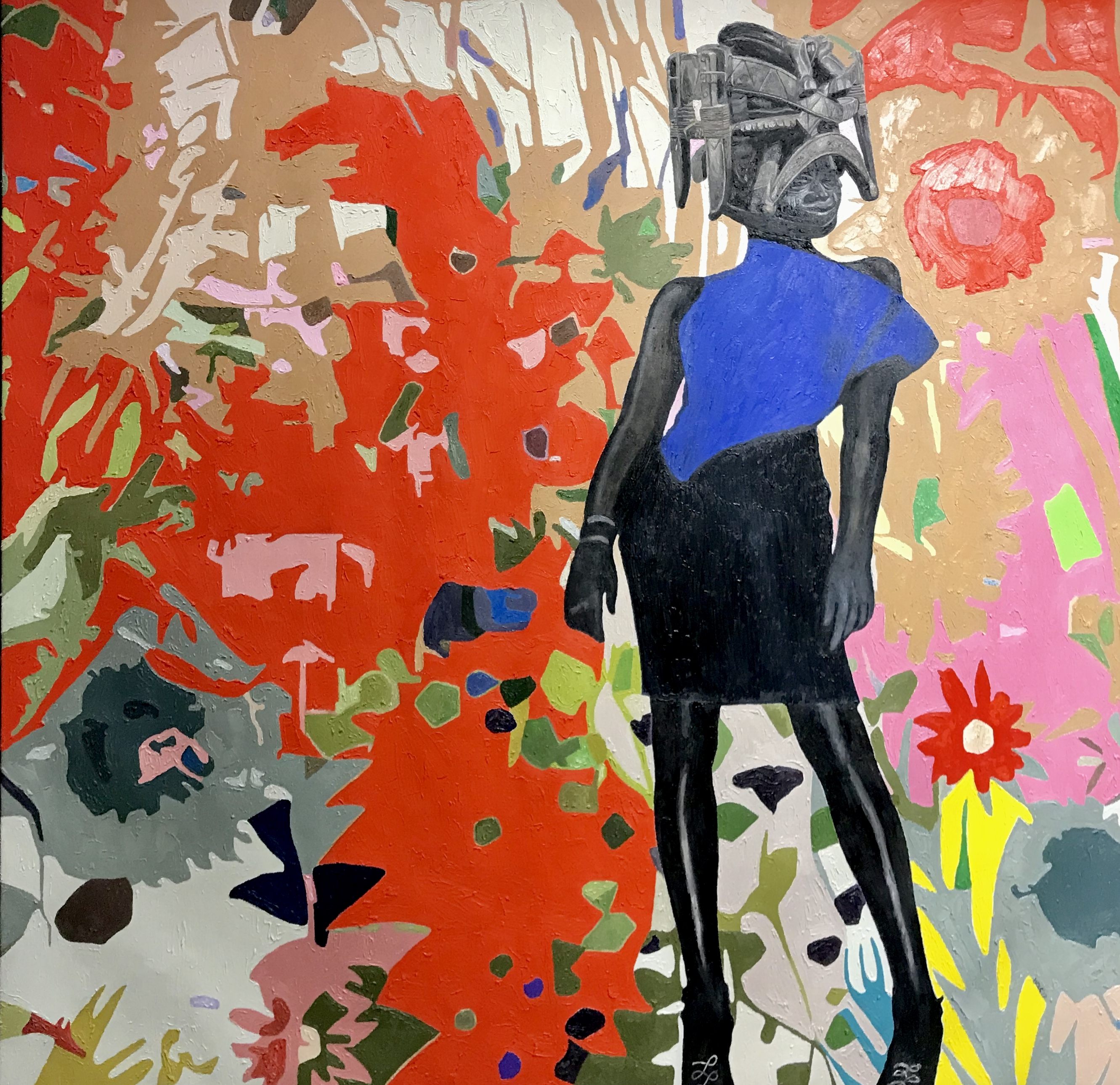 The Round Up Of Contemporary African Art At London Art Fair
