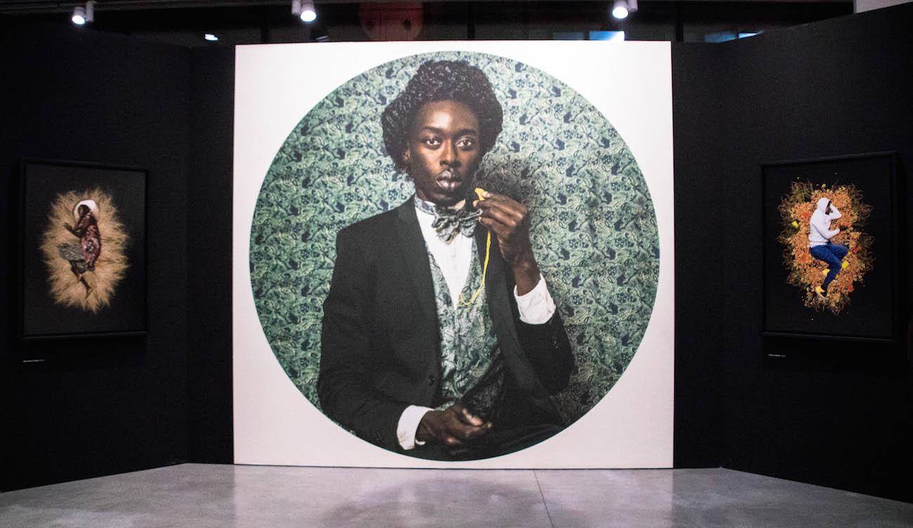 Frederick Douglass, Omar Victor Diop, Diaspora Series