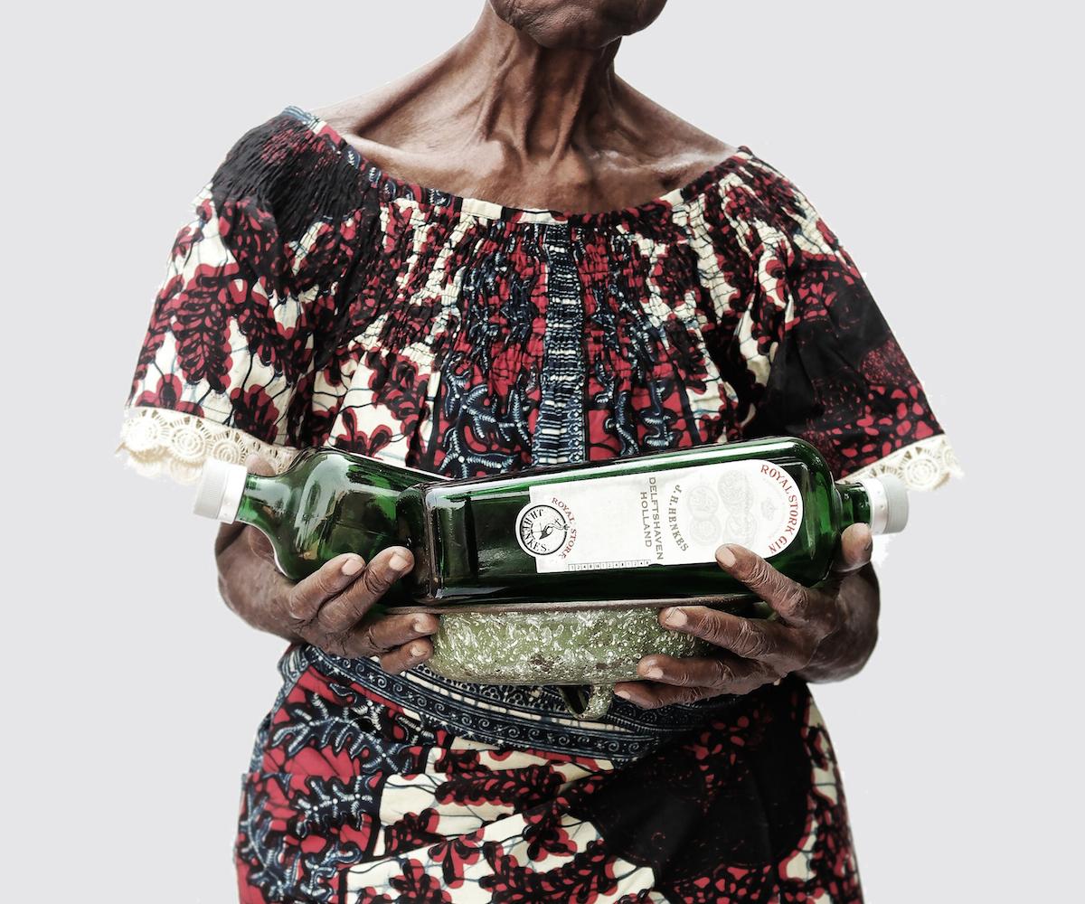 L'essentiel Ishola Akpo, L'essentiel Est Invisible pour Les Yeux, 2015