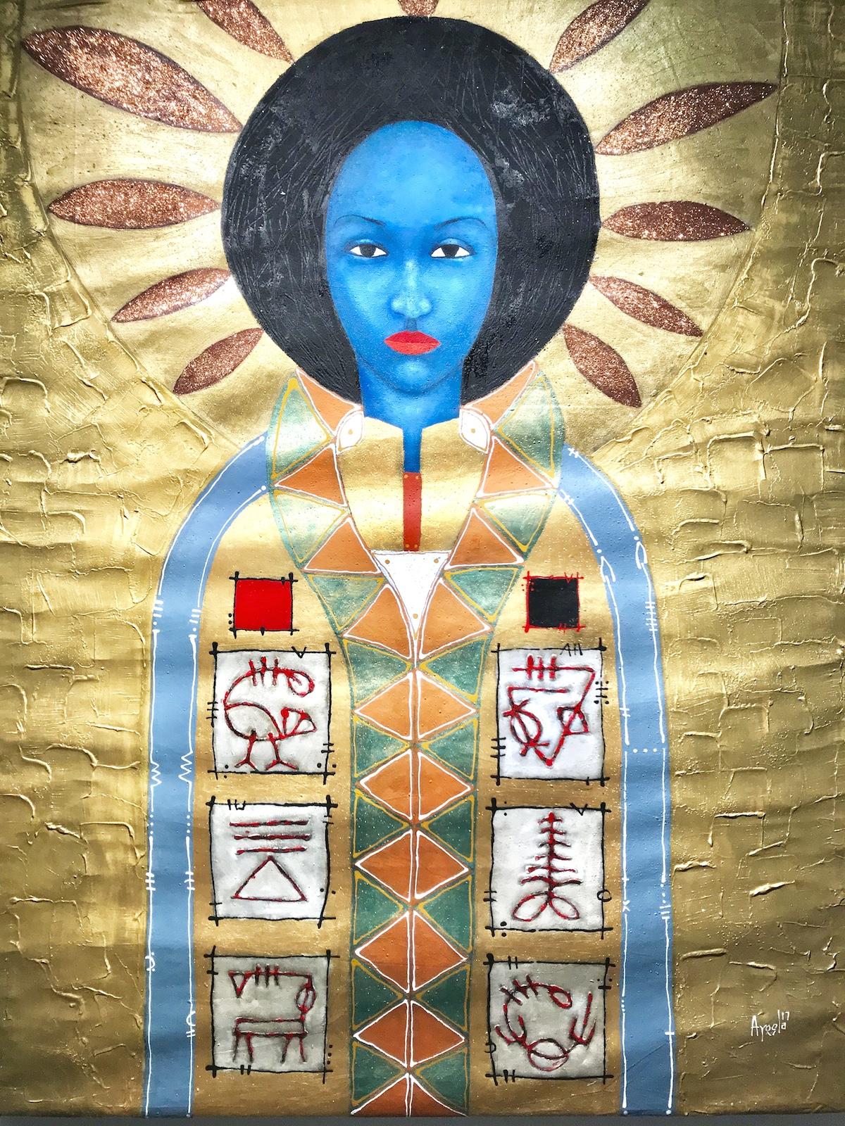 ayoola-gbolahan-blue-priestess