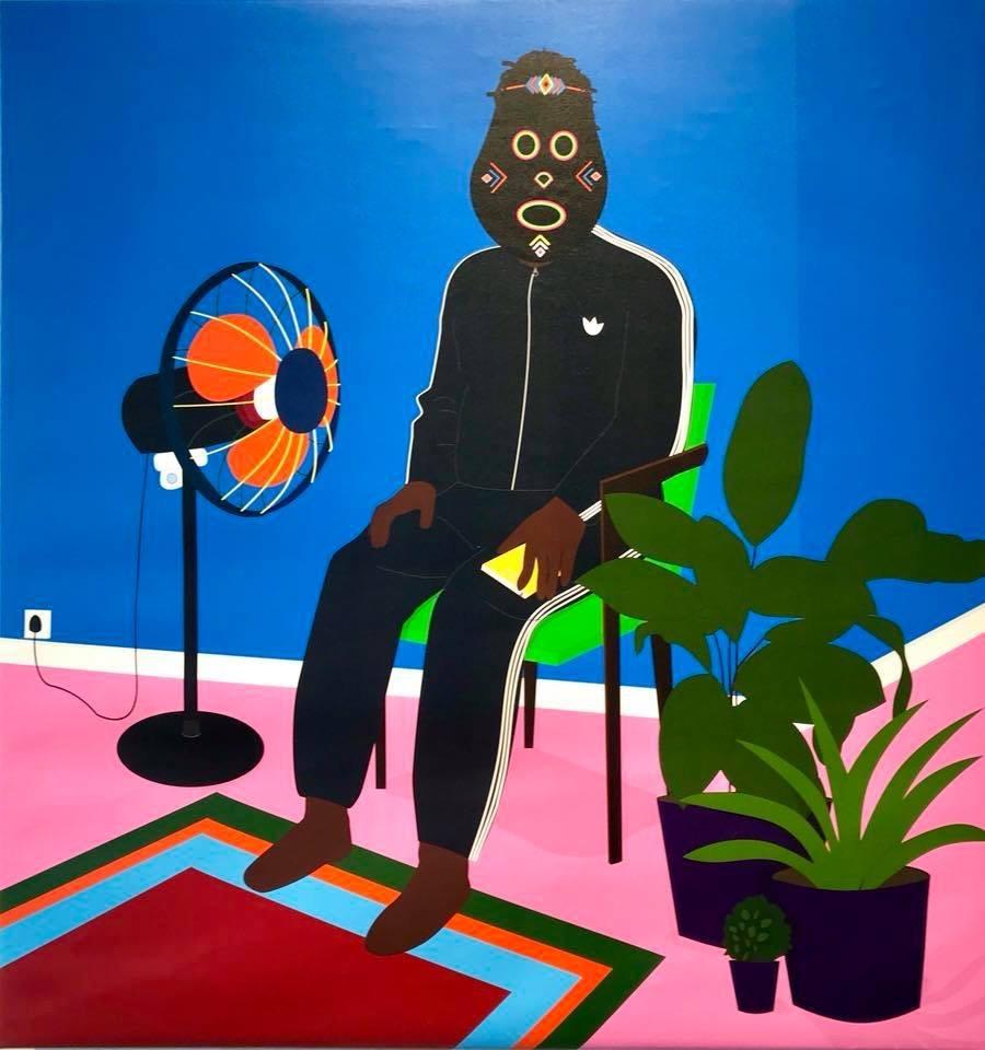 Dennis Osadebe, Diary, 2018