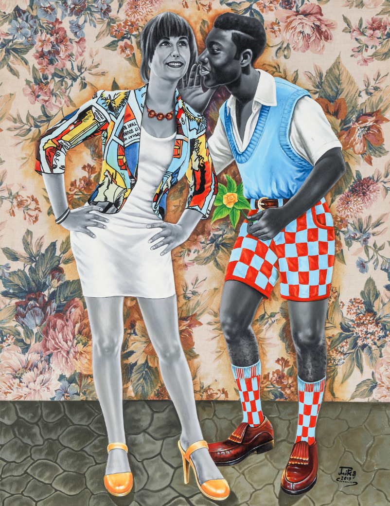 JP Mika, Couple, 2015