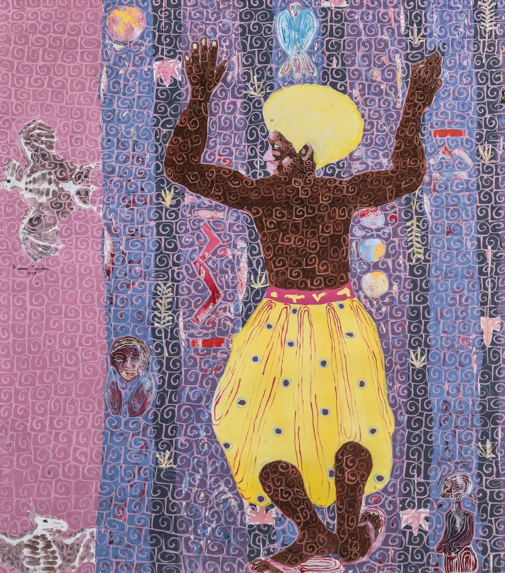 Kassou Seydou, Moom ak Ndiougoup bi, 2018