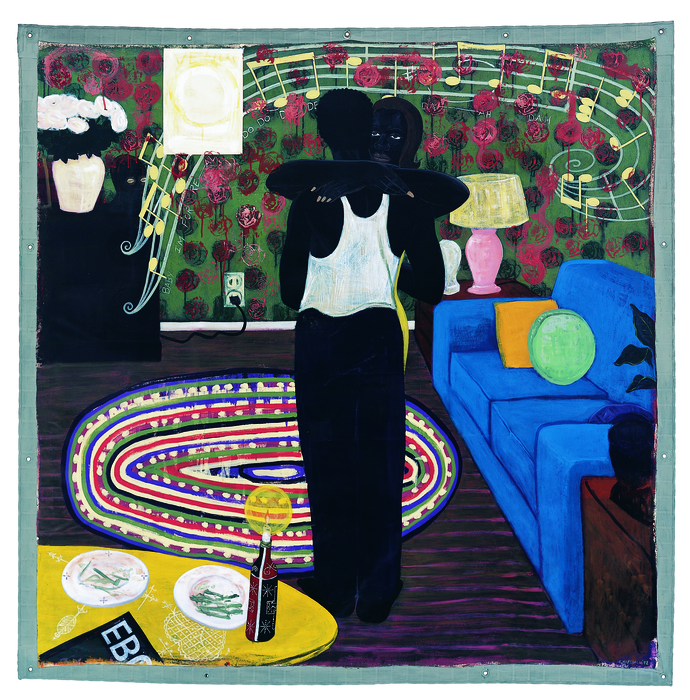 Kerry James Marshall Slow Dance