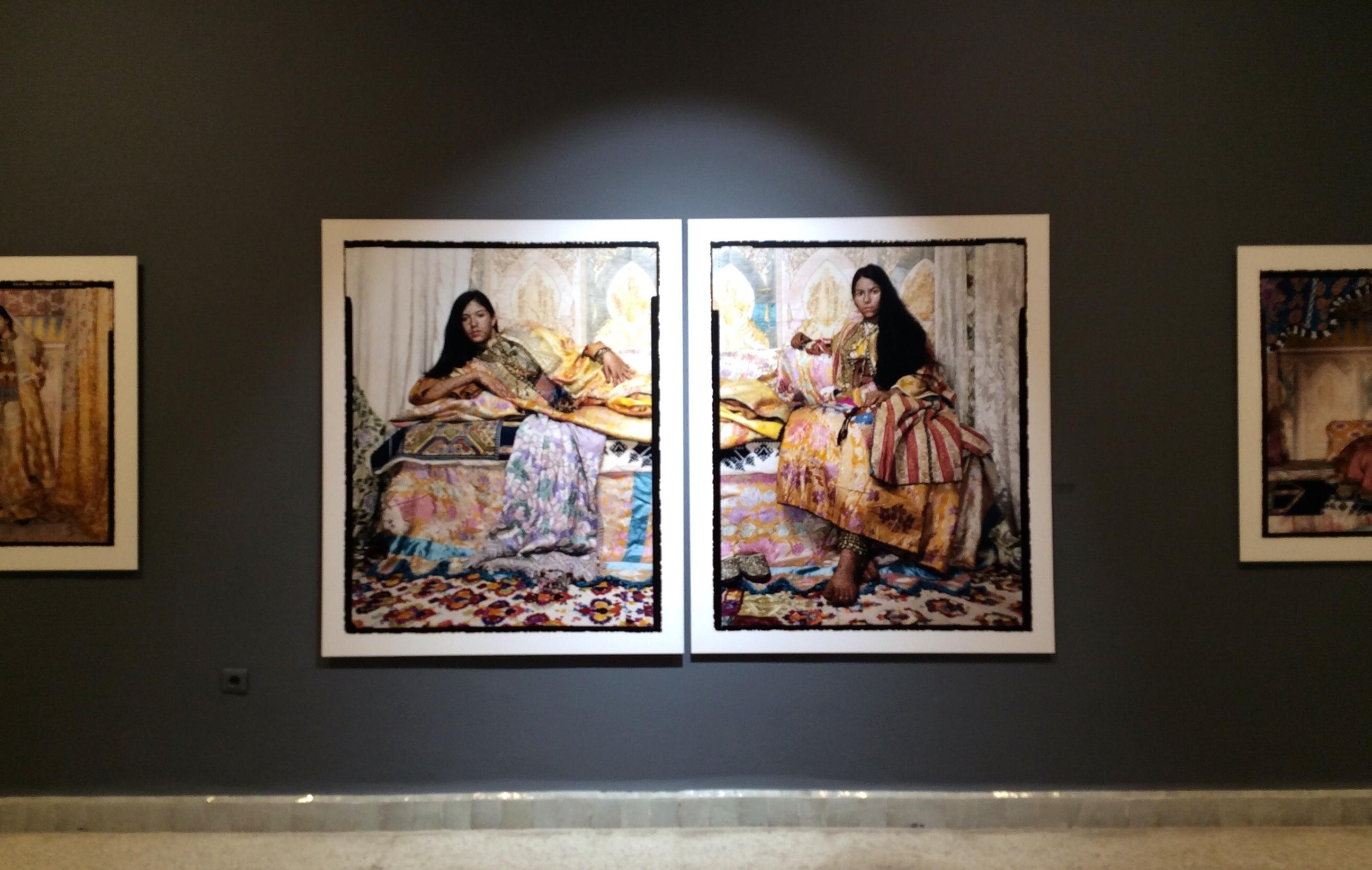 Lalla Essaydi, Harem Revisited #32