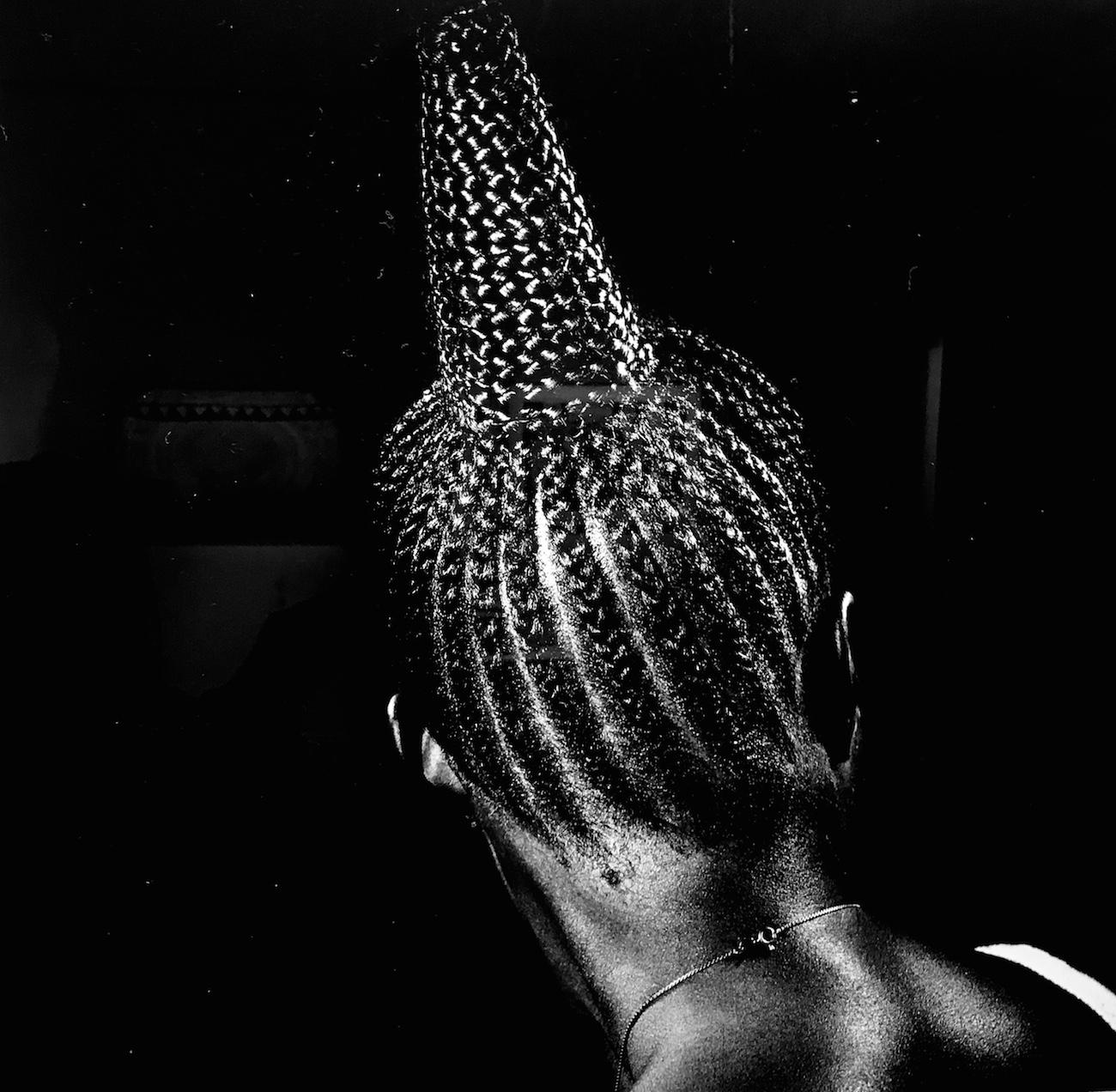 J.D. 'OKhai Ojeikere, Modern Suku, Hairstyle Series, 1979