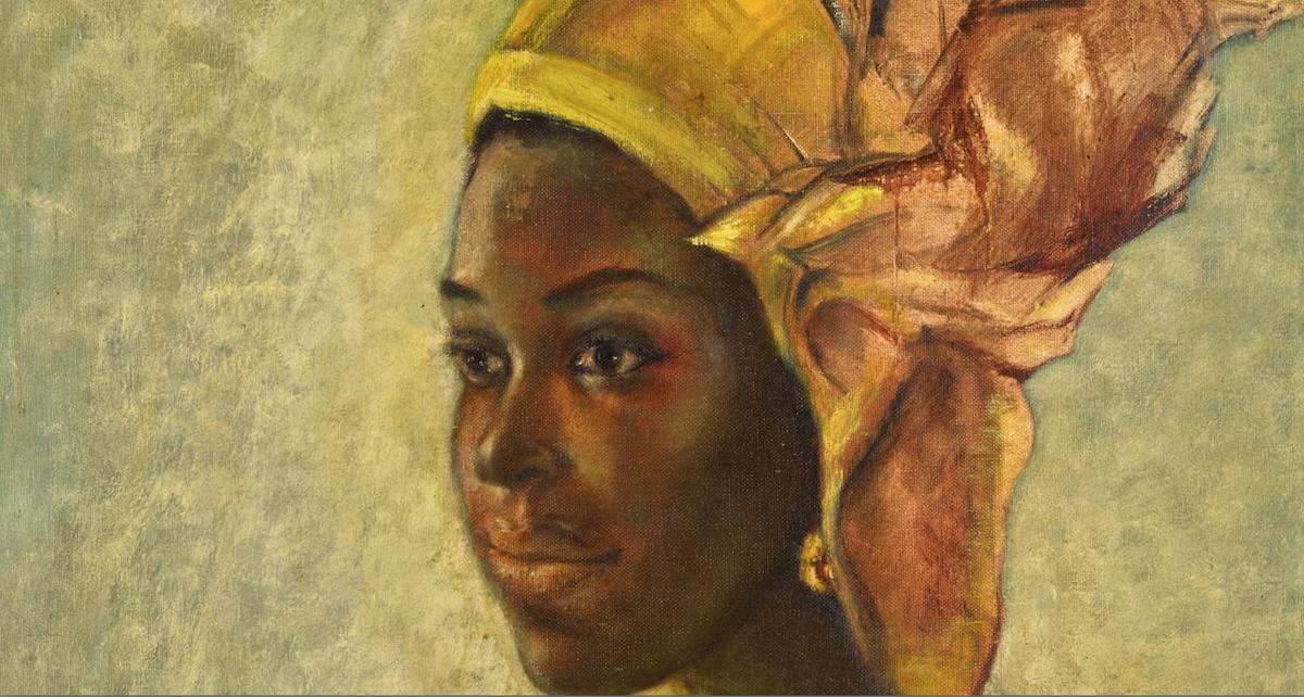 Ben Enwonwu, Christine, 1971