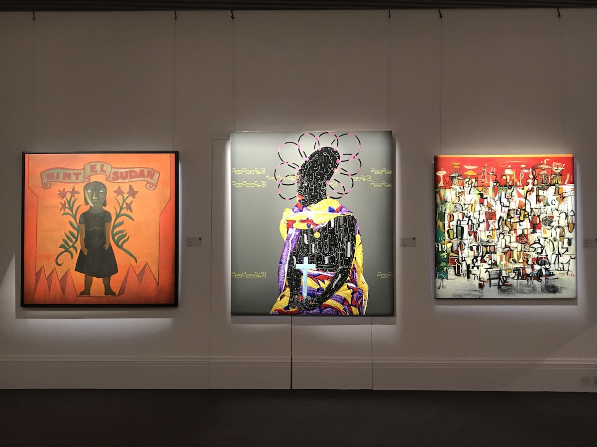 Modern and Contemporary African art Auction at Sotheby's Modern and Contemporary African Art Auction, Oct 15th, 2019.