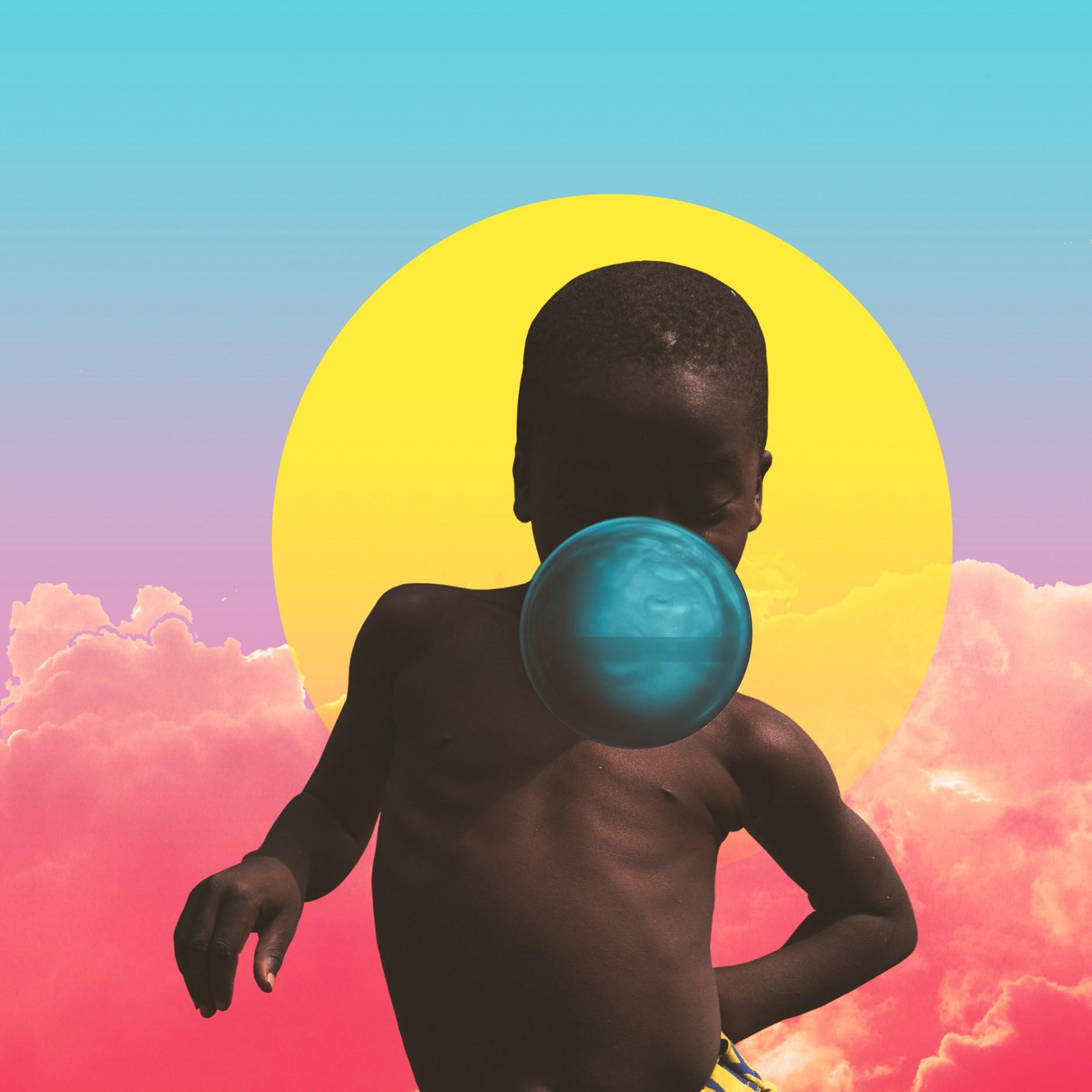 Joseph Obanubi, Cloud Mischied, 2018, AKAA Fair