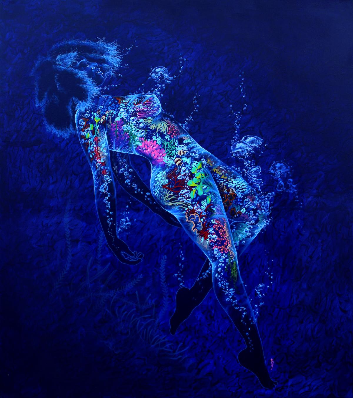 Arnold Fokam, AquariHomme Series