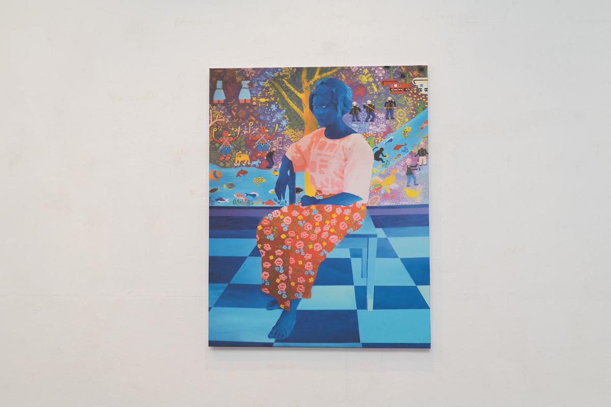 Moufouli Bello, Exhibition Souv-reine