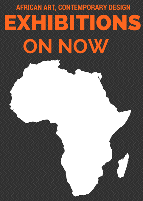 African Art exhibitions currently on